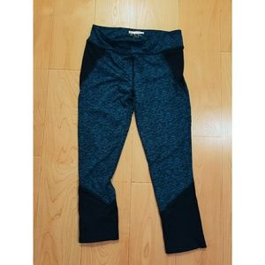 F21 Space Dyed 7/8s Leggings SM
